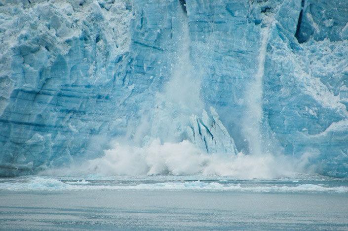 Pacific Dead Zone Glacier