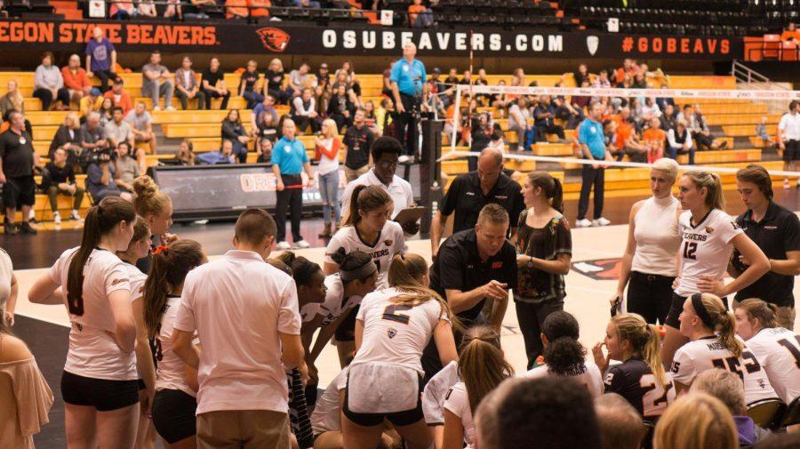 OSU volleyball