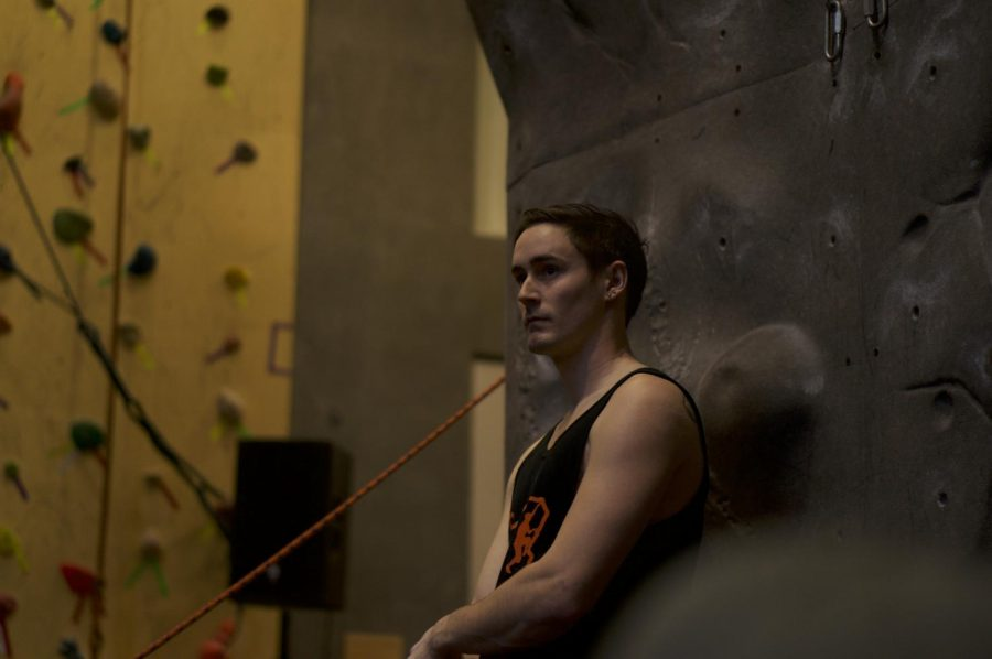 Nick Edwards won the mens open for Oregon State