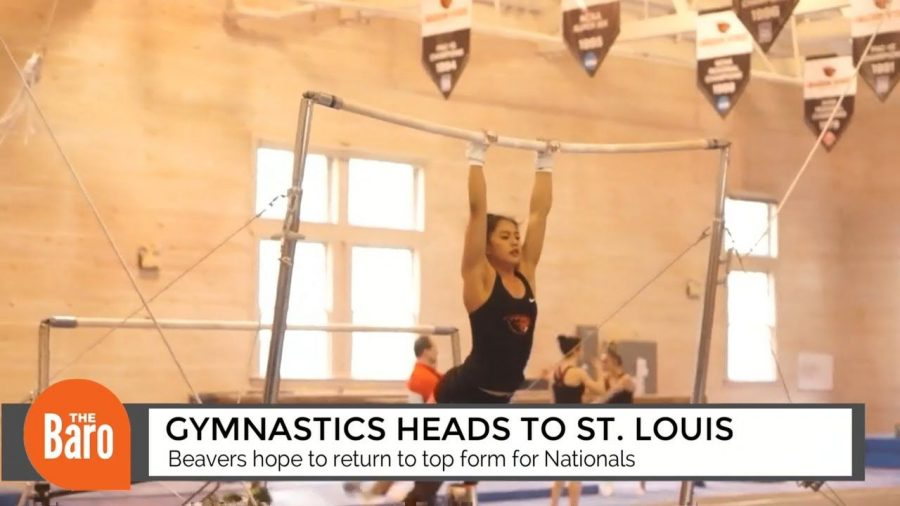 OSU Gymnastics heads to St. Louis for nationals