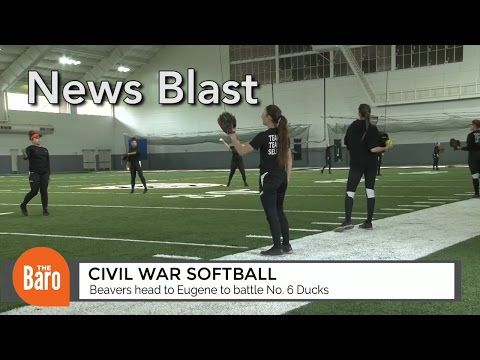 Softball Notebook: Civil War, Breaking the Streak and Alysha Everett
