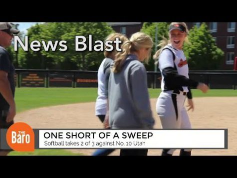 Beavers lose on senior day, but still clinch series over Utah