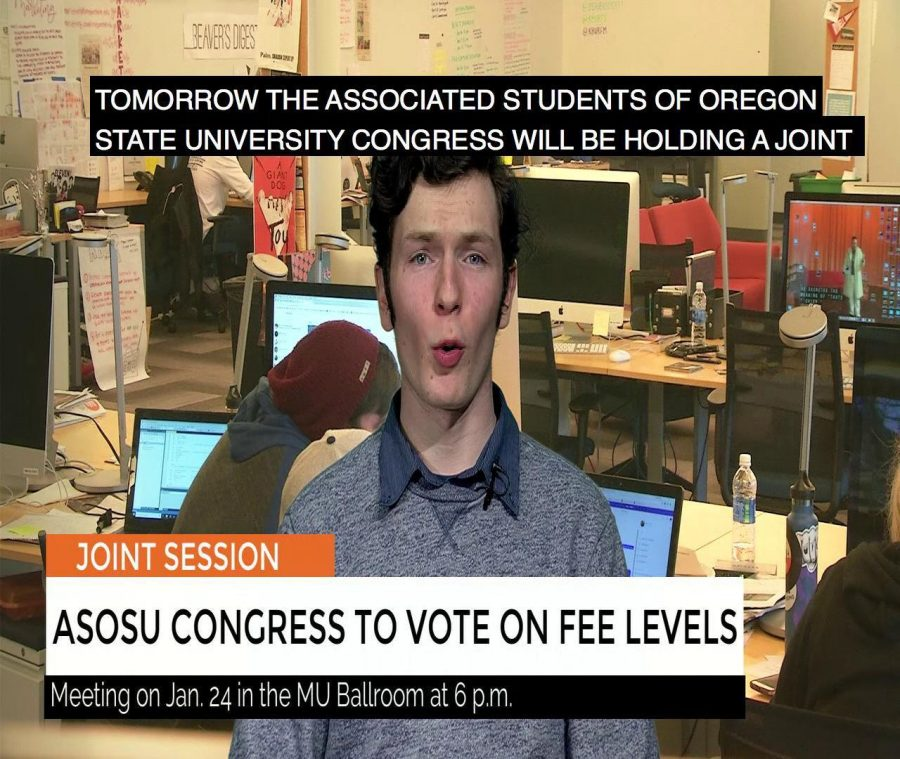 ASOSU to Vote on Student Fee Levels