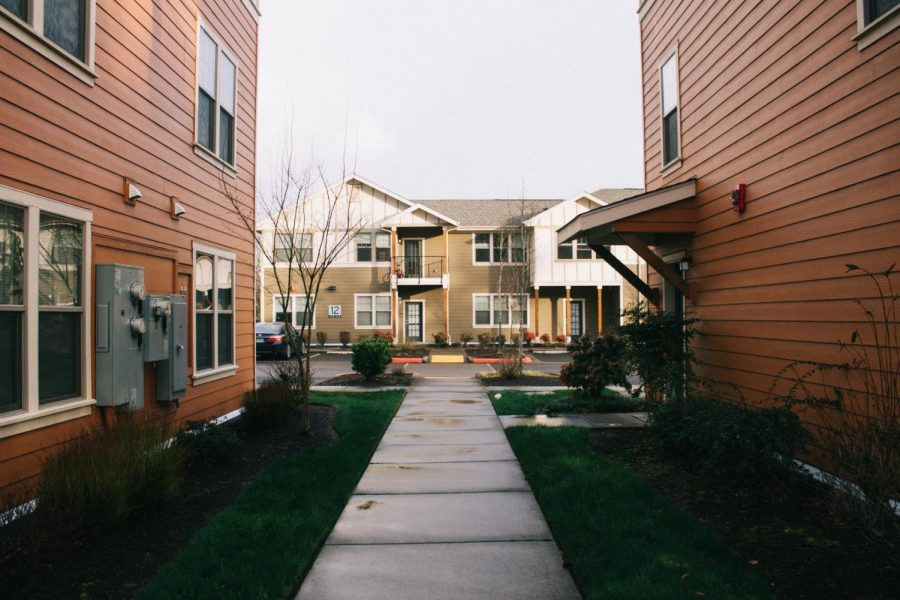 The+7th+Street+Station+apartment+complex+is+located+south+of+OSU%E2%80%99s+campus+and+is+one+of+many+housing+options.+According+to+Jon+Stoll%2C+apartments+offer+students+affordable+housing+options.