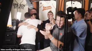 OSU infielder Nick Madrigal drafted 4th overall to Chicago White Sox