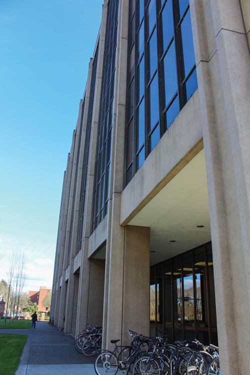 Kerr administration building