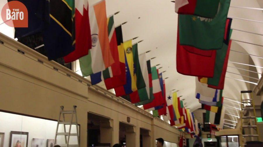 MU Flag Ceremony highlights international studies