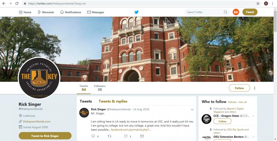 A+screenshot+of+Rick+Singers+Twitter+account.%C2%A0