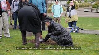 Oregon State University plants Hiroshima Peace Tree
