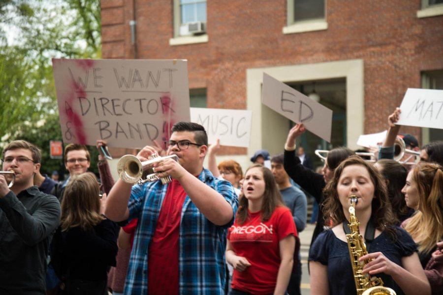music protest