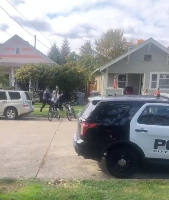 Genesis Hansen arrest