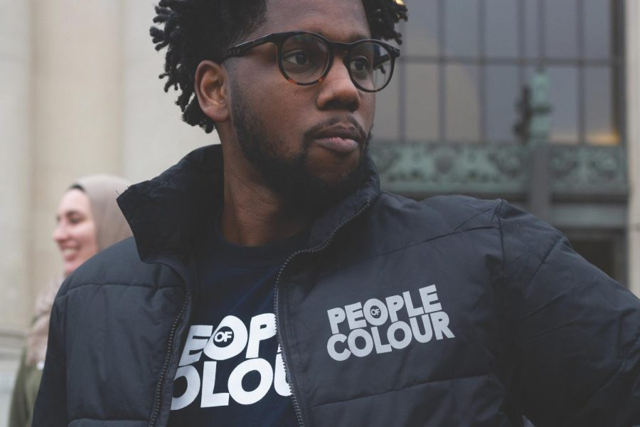 Darius+Northern%2C+founder+of+People+of+Colour+clothing%2C+wears+some+of+his+merchandise.+Since+The+Barometer+last+spoke+with+Northern%2C+in+Nov.+2018%2C+he+has+expanded+his+brand.%C2%A0