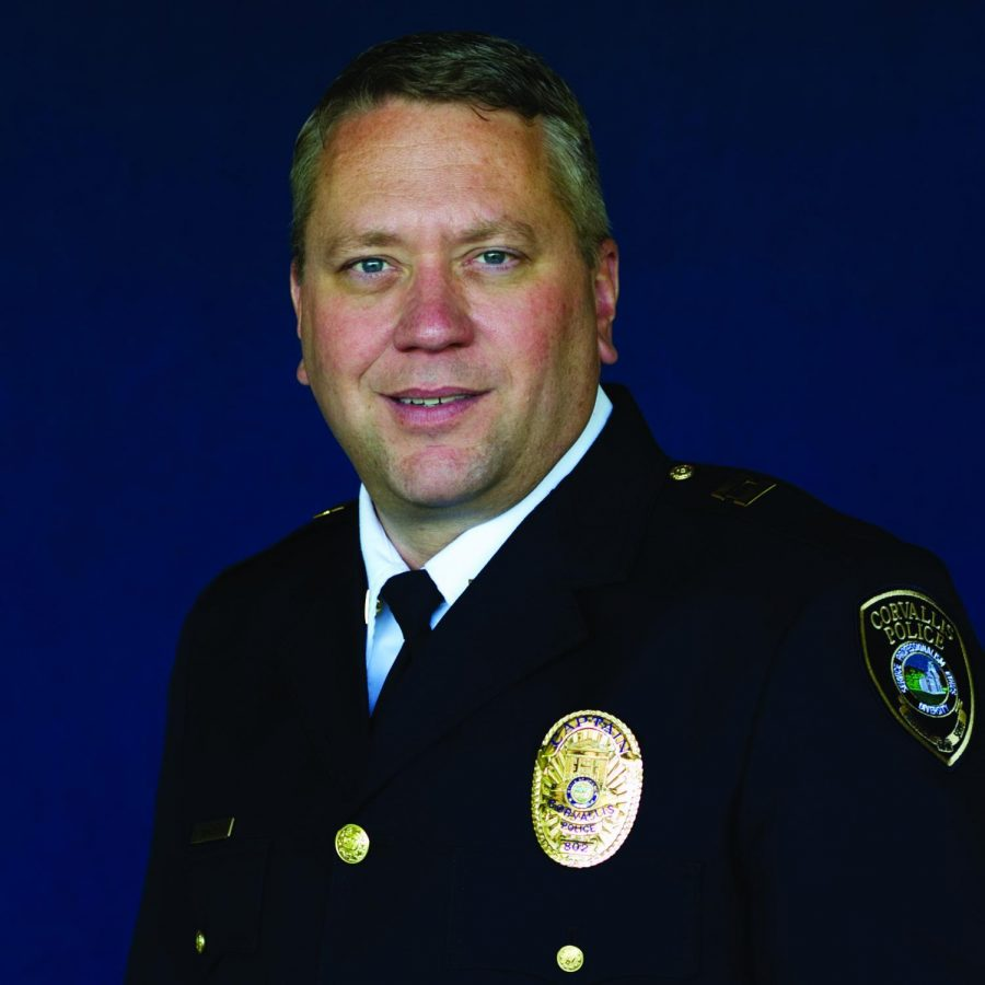 Nick Hurley was appointed by Corvallis City Manager Mark Shepard to take over as the next chief of the Corvallis Police Department when Jon Sassaman retires on June 30.