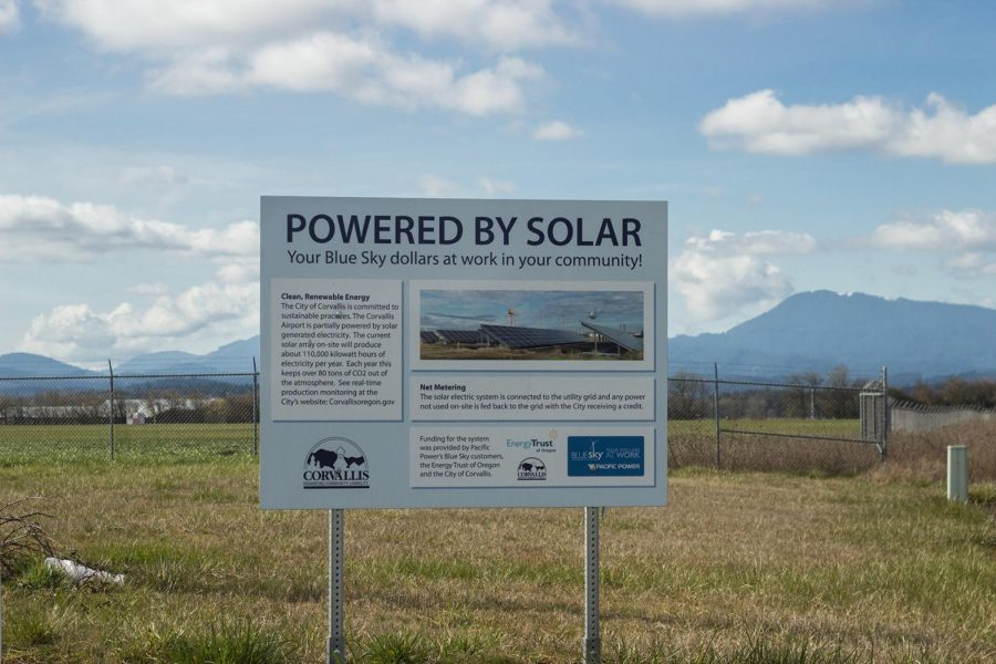 A+sign+giving+details+about+the+City+of+Corvallis%E2%80%99+use+of+solar+power%2C+including+four+solar+sites+within+the+city.+Funding+for+this+site+was+provided+by+Pacific+Power%E2%80%99s+Blue+Sky+Initiative+and+the+city+government.