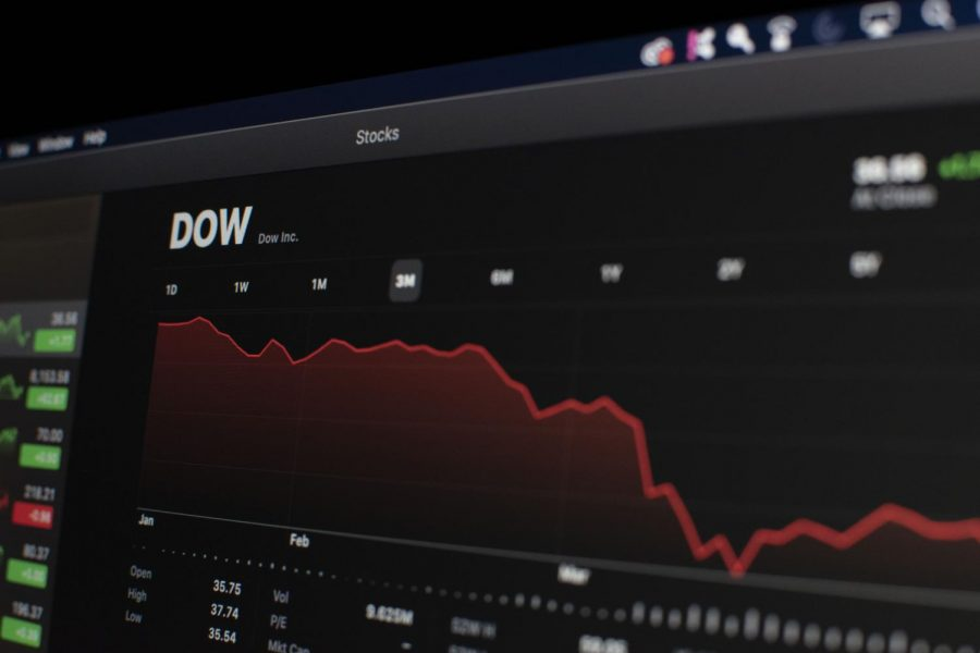 Dow Jones, a stock market index that measures the stock performance of 30 of the largest companies on the stock exchange, experienced its worst drop in history this past month.