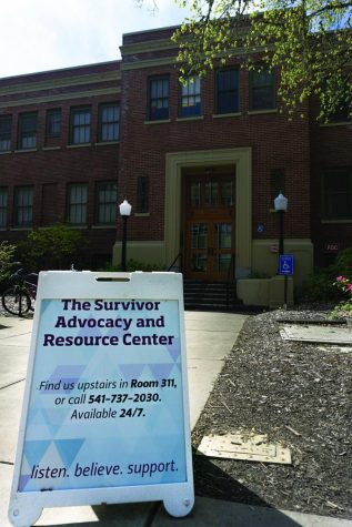 Survivor Advocacy and Resource Center is located in Plageman Hall, Room 311. SARC provides survivors of sexual assault resources and options to assist them with their recovery process.