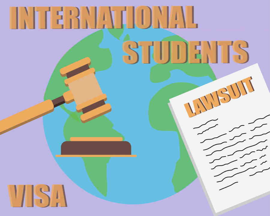 Oregon State University, alongside 19 other universities, launched a lawsuit against the Department of Homeland Security for a new rule requiring international students to take at least one in-person class to remain eligible for their visa. A day after the lawsuit was filed, the government subsequently rescinded the order.