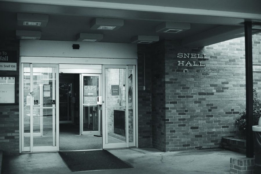 Snell Hall houses Counseling and Psychological Services, where students can find mental health support and resources. CAPS provides a variety of services to the OSU community to address the challenges and difficulties students face.