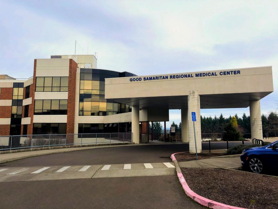 The Good Samaritan Regional Medical Center has served the community from its north Corvallis location since 1975. Residents of Corvallis can be treated for COVID-19 and receive the vaccine in this facility.