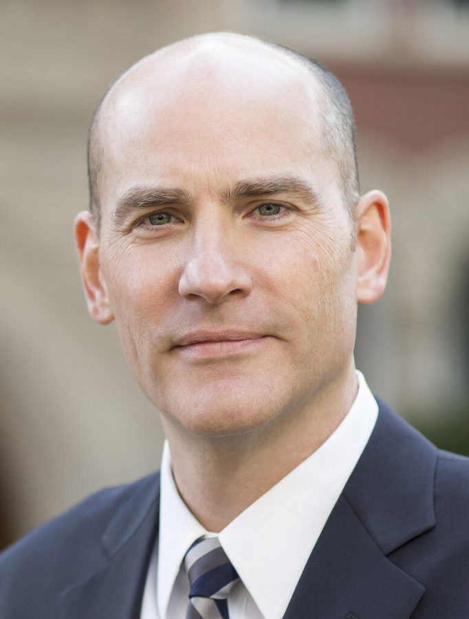 Edward Feser, OSU provost, has been appointed interim president until an acting president can be appointed. In addition to being provost, Feser is a professor of public policy.