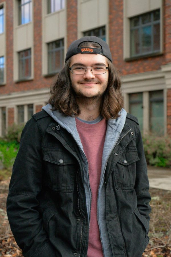 Matt Easdale is an OSU fourth-year student double majoring in political science and environmental economics and policy.Though political events have caused Easdale stress and even intensified an ideological divide in his own family, Easdale said he wants to continue pursuing his career in politics.