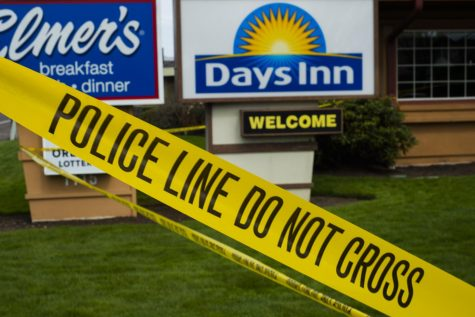 An unidentified Philomath man has died as a result of an officer involved shooting in the early morning hours on Saturday, April 3 at the Days Inn on 9th Street in Corvallis, Ore. An investigation is underway but as of now the suspect is said to have been acting aggressively and attempting to enter guest rooms.