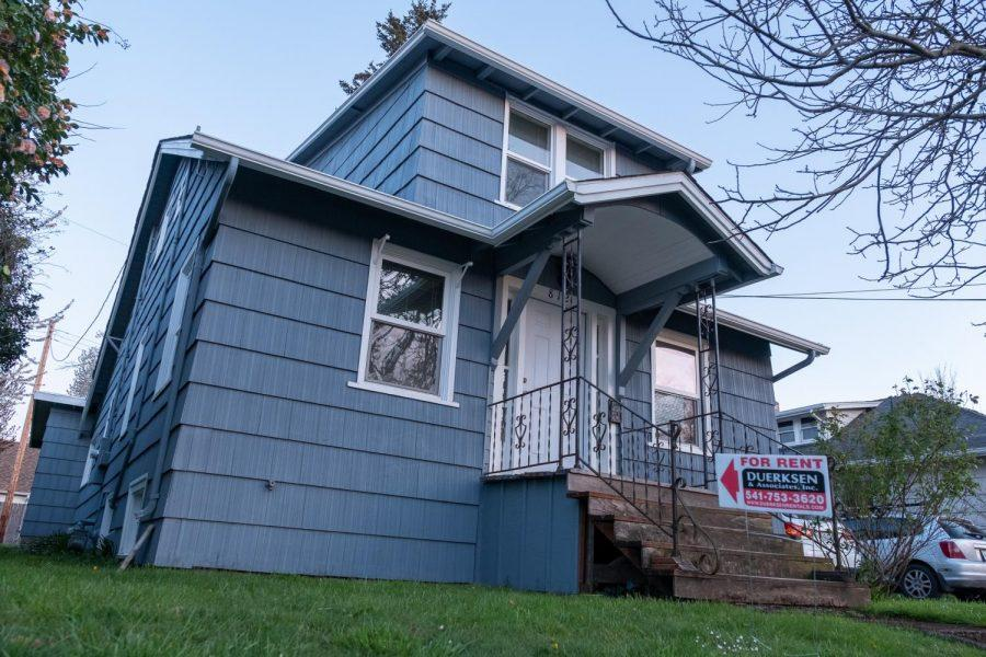 The house on 1806 SW Brooklane Dr. is one of the houses Duerksen & Associate Inc rents out in the city of Corvallis.Duerksen & Associate Inc are dedicated to delivering exemplary service in quality home environments to the city of Corvallis.