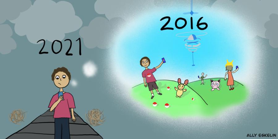 Up For Interpretation: Pokémon Go—Then & Now