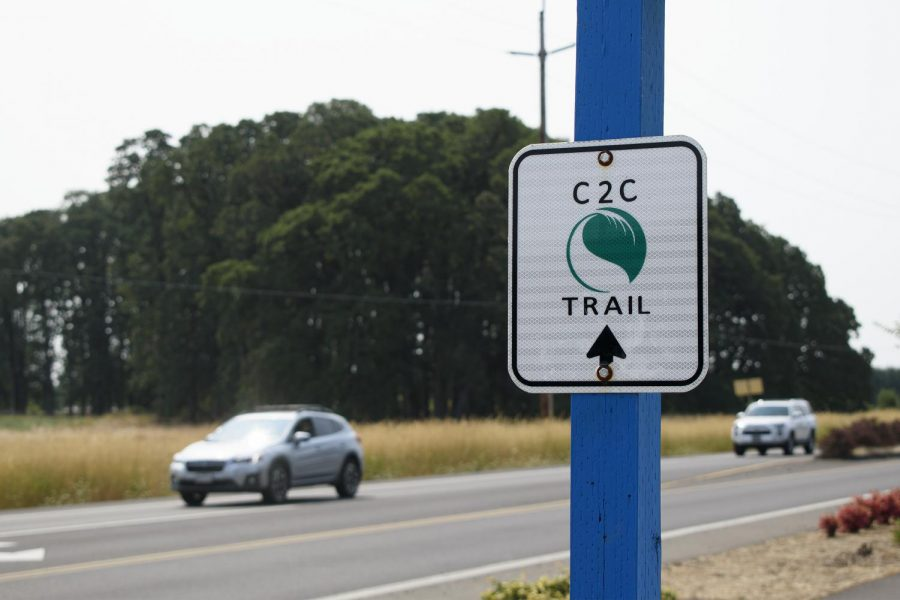 The Corvallis to the Sea Trail features 60 miles of trail that connects the Heart of the Willamette Valley with the Central Oregon Coast. The Corvallis to the Sea Trail's opening ceremony will take place on Aug. 21 at 2 p.m. at the Benton County Fairgrounds.