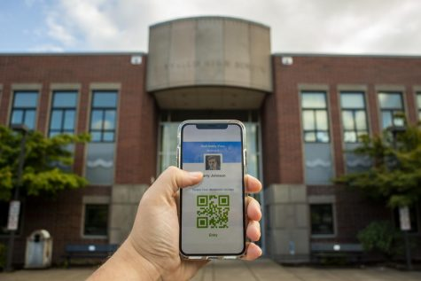 Students attending school in the Corvallis School District return to in-person instruction this fall with new COVID-19 health screening protocols in place. CSD will utilize an app called Safety iPass to collect data regarding COVID-19 transmission among students and staff.